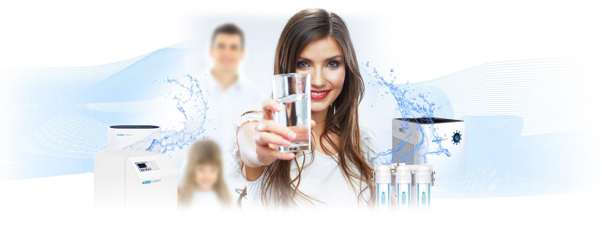 Shop für Trinkwasserfilter